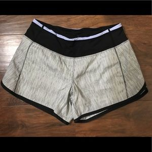 Lululemon shorts size 2